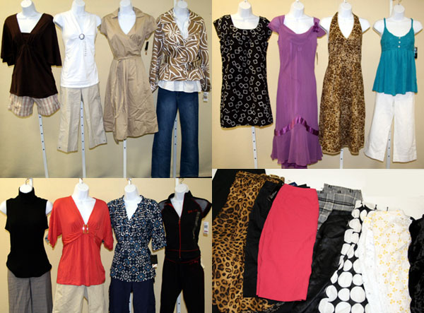 Brand New Wholesale Clothing - Macys Apparel Closeouts